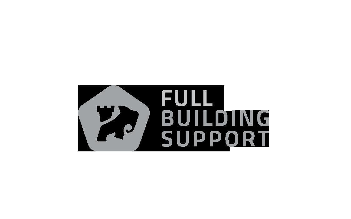 FullBuildingSupport Logoontwerp Breda