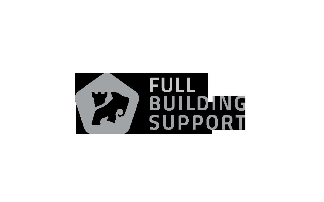 Full Building Support: Vormgeven van merken