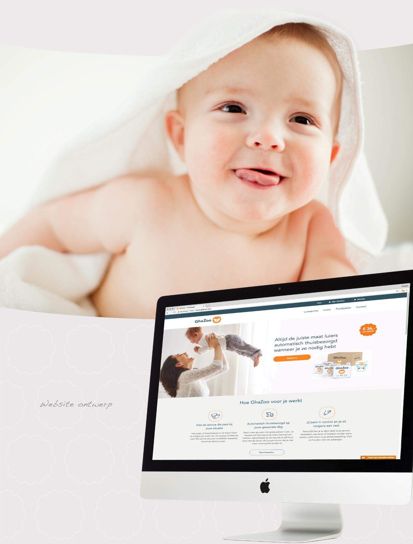 Website ontwerp Utrecht