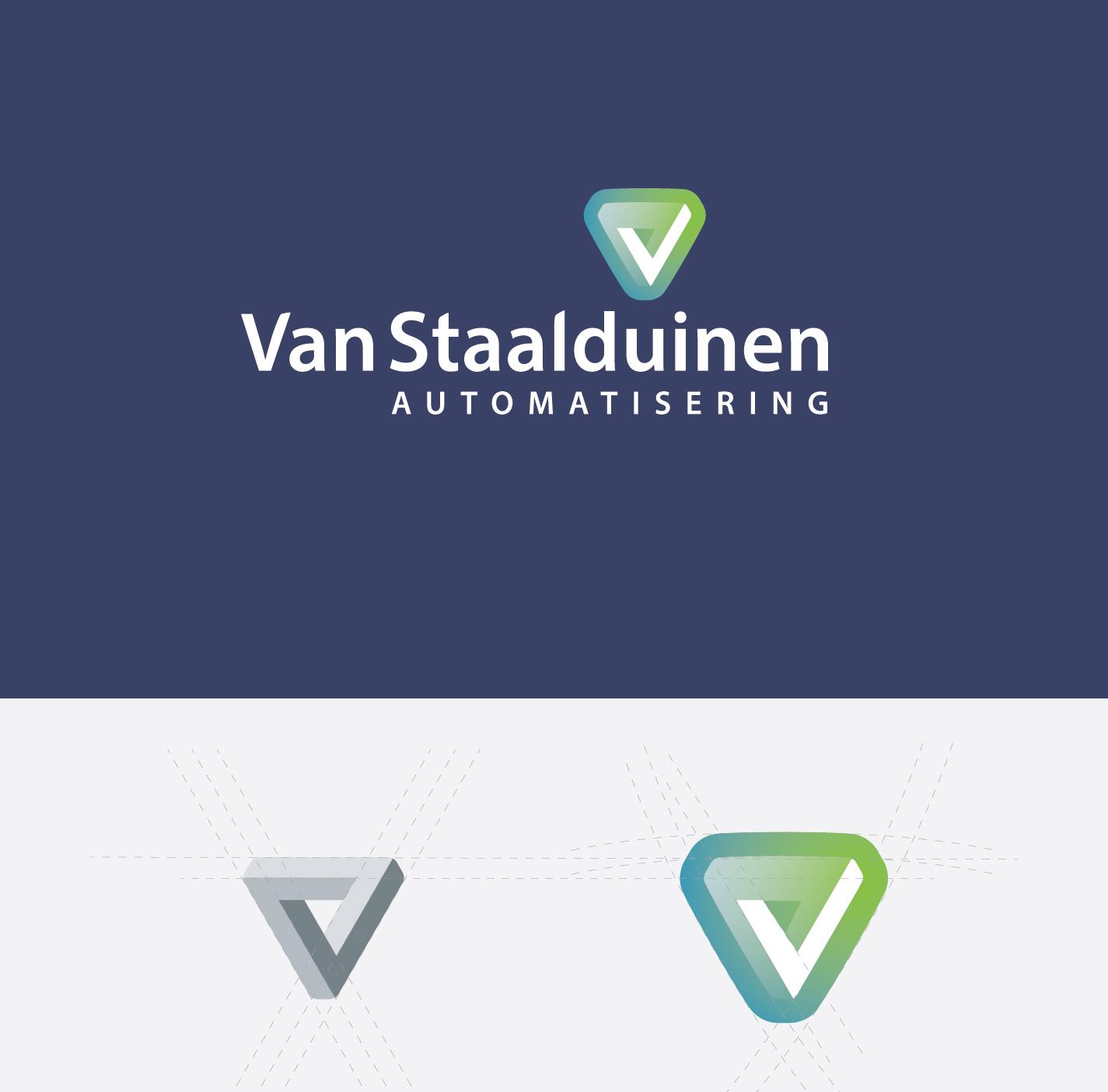 Logo ontwerp Utrecht - Van Staalduinen Automatisering