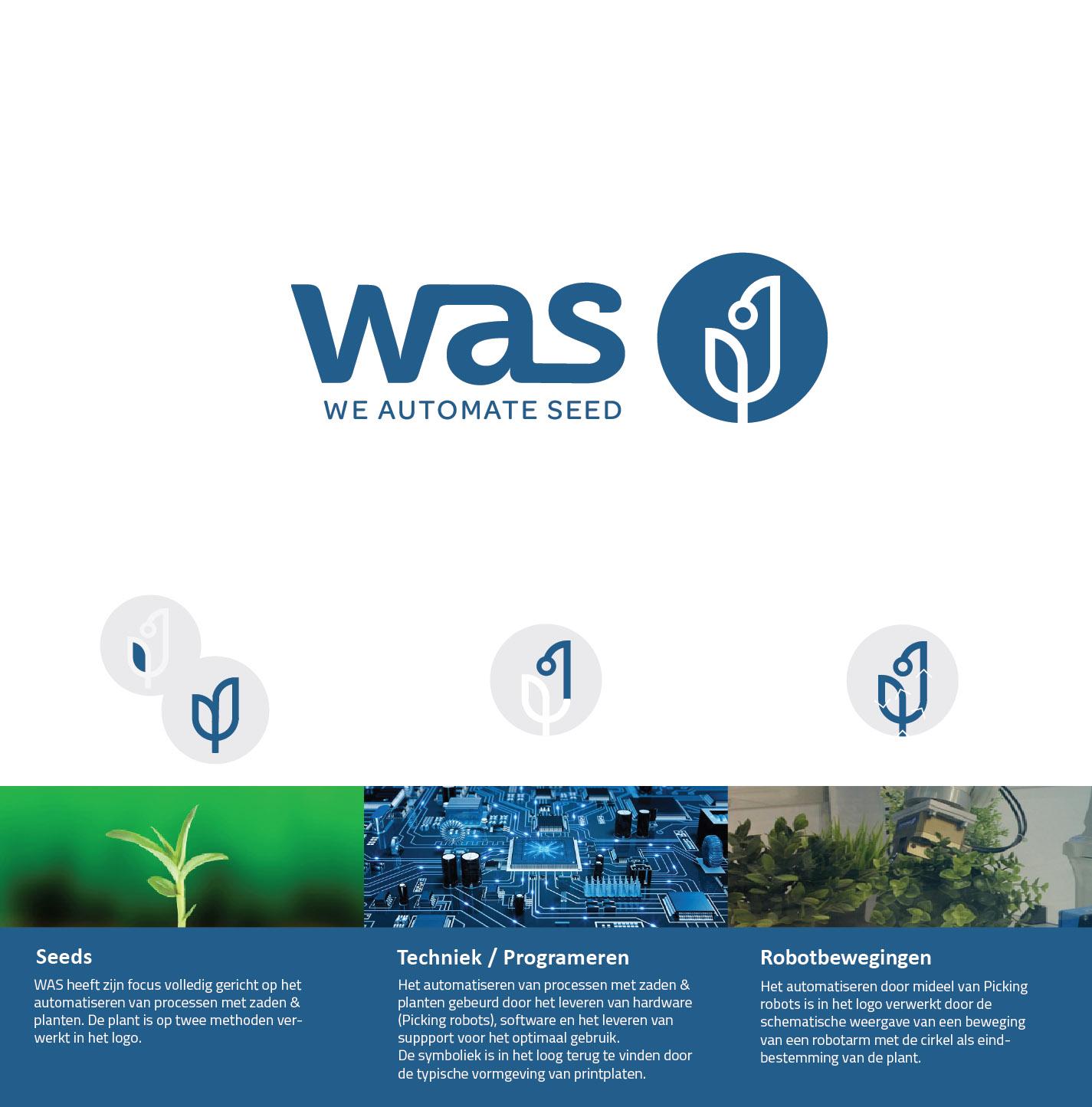 Logo ontwerp Utrecht - Was