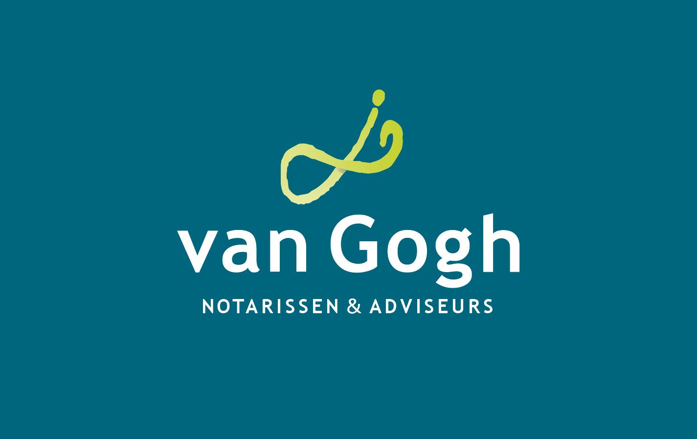Logo ontwerp Utrecht - Van Gogh notarissen