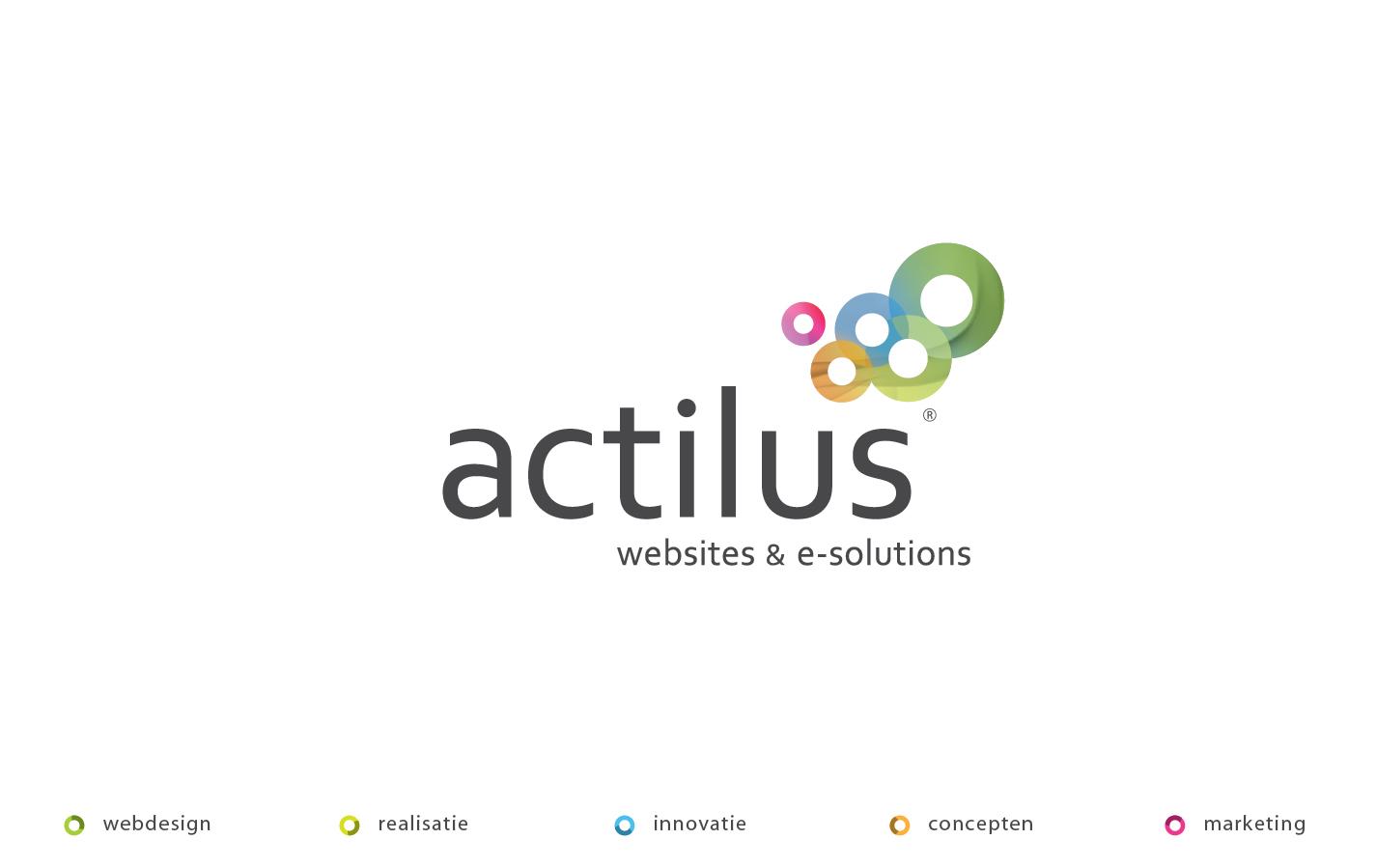 Logo ontwerp Utrecht - Actilus - Beeldmerk ontwerp