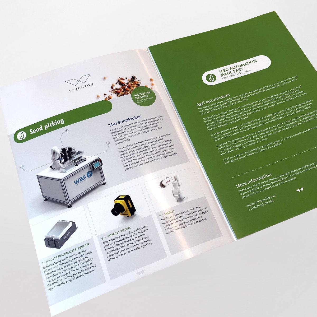 Brochure ontwerp Utrecht