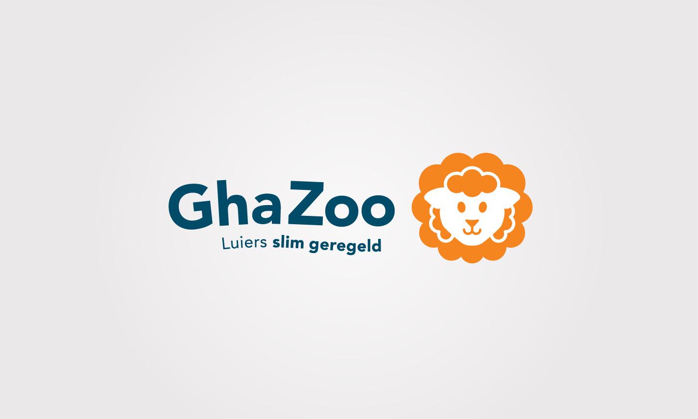 UnitR Logo ontwerp Reclamebureau Utrecht GhaZoo Corporate Identity ontwerp