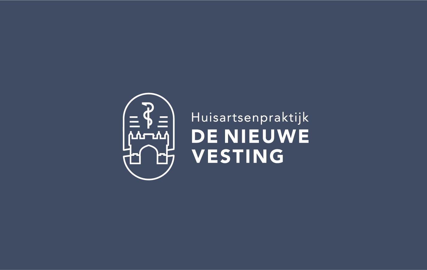 UnitR Logo ontwerp Reclamebureau Utrecht Huisarts huisstijl ontwerp